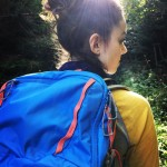 Enjoying my new thenorthface backpack thanks thenorthface lightest backpack ever!hellip