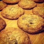 A beautiful sight cookies baking yummy dessert party chocchip americanhellip